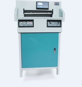 19 Inches Electrical Numerical Paper Cutting Machine Hs4806q pictures & photos