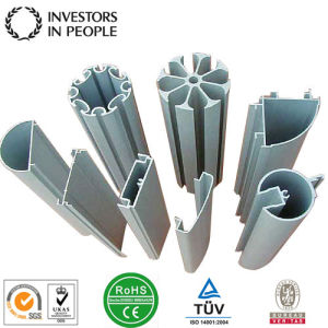 Aluminum/Aluminium Extrusion Profiles for Scaffolding Beam/Frame pictures & photos