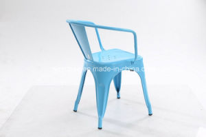 Best Price Popular Metal Iron Rstaurant Living Room Industrial Chair Zs-T-08 pictures & photos