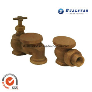 Brass Siphon Valve Body for Wash Room pictures & photos