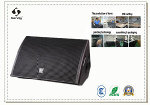 Stage Audio Equipment, Monitor Speaker (FP15A) pictures & photos