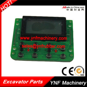 Kobelco Excavator Parts Sk-6e LCD Glass Screen Panel Yv59s00003f2 pictures & photos