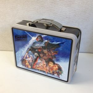 Handle Lunch Tin Box pictures & photos