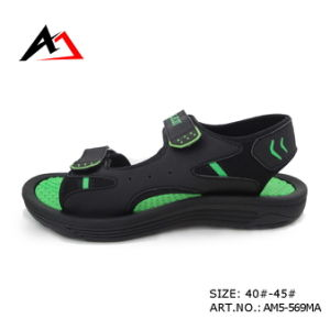 Sandal Shoes Classic New Design Fashion Flat (AM5-569mA) pictures & photos