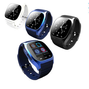 Pedometer Smart Watch Phone with Touch Display Watch Phone pictures & photos