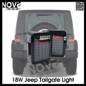 32PCS 0.5W/PC 16W Cre E Jeep Tail Light LED with Running Turn Brake Reverse Fuction