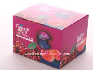 18g Sugar Free Fruit Mint Love Shaped Compressed Popular Tablet Candy pictures & photos