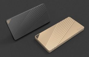 High Quality External Fashion Portable Power Bank 10000mAh pictures & photos