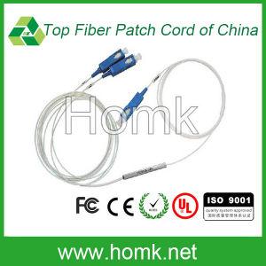 Tube Type 1X2 Fiber Optic Splitter Sc APC/PC pictures & photos