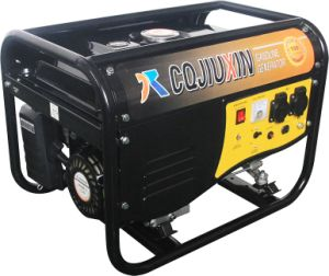 Jx2500b-3 (C) 2kw High Quality Gasoline Generator with a. C Single Phase, 220V and Cover pictures & photos