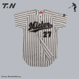 2014 Unisex Mens Softball Game Jersey pictures & photos
