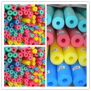 Customized Recycled EPE Foam Materials Protective Foam Pipe Padding Tube