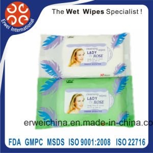 Best Selling Facial Cleaning Makeup Remover Wipes pictures & photos