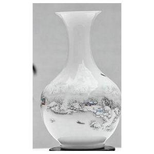 Chinese Antique Painting Ceramic Vase Lw604 pictures & photos