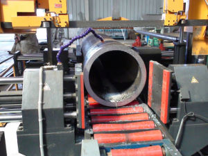 Pipe Prefabrication Band Saw Cutting Equipment pictures & photos