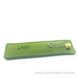 Simple Felt Pencil Bag for Single Pen