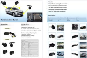 Car 360 Bird View System pictures & photos