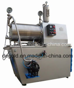 Ceramic Horizontal Bead Mill for Printing Ink-50 Litres pictures & photos