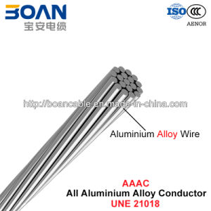 AAAC Conductor, All Aluminium Alloy Conductor (UNE 21018) pictures & photos