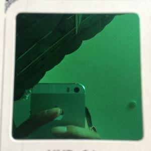 201/304/316 8k Mirror Ti-Green Stainless Steel Sheet
