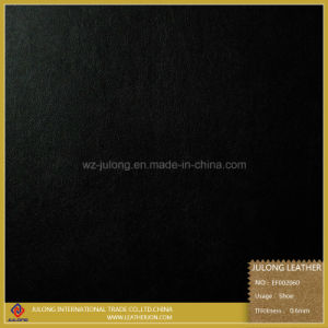 Water-Based Environmental-Protection Synthetic Leather for Shoes, Garments (EF002) pictures & photos