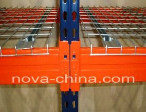 Wire Mesh Decking for Supported Heavy Duty Racking pictures & photos