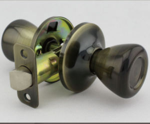 Good Quality Iron Big Knob Lock (576AB-PS) pictures & photos