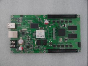LED Asynchronous Full Color Control Card LED Video Card