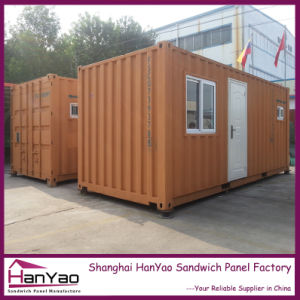 High Quality Customized Steel Structure Prefab Container House pictures & photos