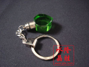 Custom Color Crystal Keychain Keyring for Promotion Gift Souvenir pictures & photos