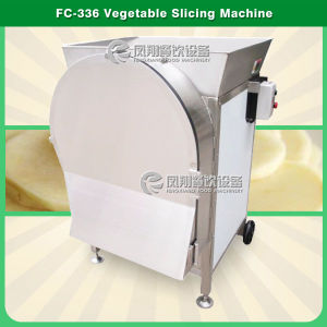 Large Turnip Slicig Shredding Machine Carrot Dicer Shredder Potato Piece Cutter Potato Chips Cutter Fruit Piece Cutter Taro Slicing Machine pictures & photos
