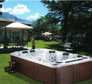 Deluxe Us Aristech Garden 8 People Sex Massage Hot Tub pictures & photos