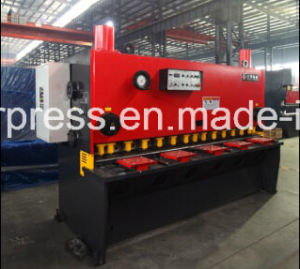 Metal Guillotine for 20mm Thickness Sheet Cutting pictures & photos