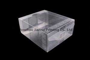 Transparent PVC/PP/Pet/APET Plastic Packaging Boxes