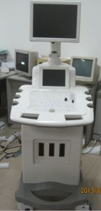 Color Doppler Ultrasound Sanner with Touch Monitor