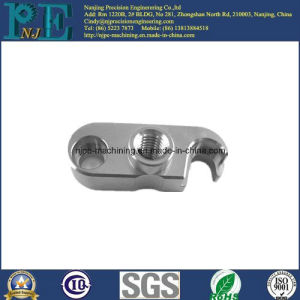 Precision Stainless Steel Forged Parts with Holes pictures & photos