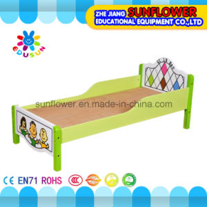 Kids Daycare Wooden European Beds for Preschool