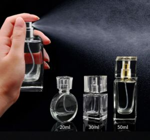 Perfume Bottle 30ml Glass, Perfume Empty Glass Bottle pictures & photos
