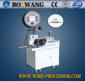 Bw1.0+Z Full Automatic Single End Wire Twisting and Tinning Machine pictures & photos