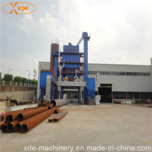 Manufacturer Stationary Asphalt Mixing Plant (LB1500) for Road Construction