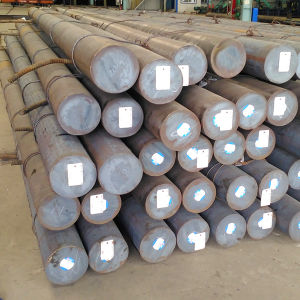 SAE 1045, S45c, Ck45 AISI 1045 Carbon Round Steel Bar pictures & photos
