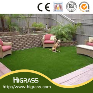 Popular Soft Artificial Grass Carpet for Balcony Decoration pictures & photos