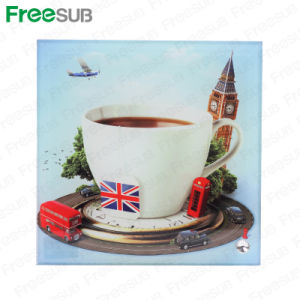 Freesub Blank Sublimation Photo, Heat Press Glass Frame (BL-25) pictures & photos