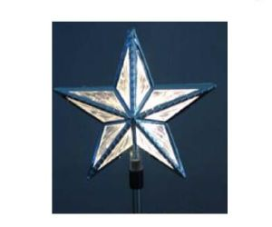 Solar Star Stake Light Metal Frame-H2s01 pictures & photos