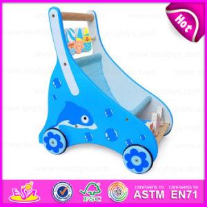 2016 Best Sale Wooden Baby Walker Toy, Popular Kid Wooden Walker Toy, High Quality Baby Walker Toy W16e024b pictures & photos