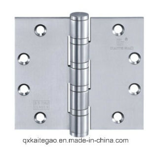 Stainless Steel Ball Bearing Practical Door Hinge (304545--4BB/2BB) pictures & photos