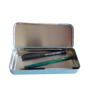 Metal Pencil Holder Case Box Packaging Wholesale pictures & photos