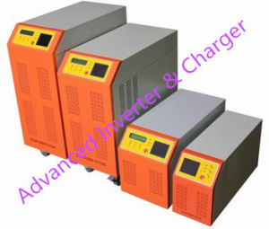 Invertors Solar Inverter Hybrid Controller, 2kw 3kw 12V 24V 48V Input for 220V 50Hz pictures & photos