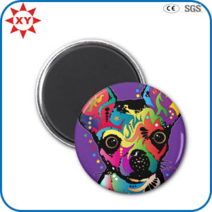 Printing Logo Waterproof Cute Dog Fridge Magnet pictures & photos