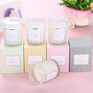 175g Scented Organic Gift Candle for Christmas